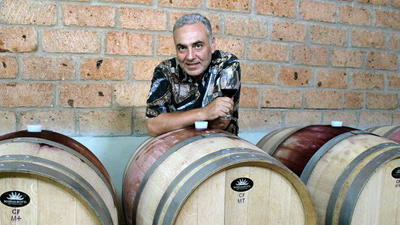 Former Glendale resident looks to revive Armenian winery tradition
