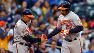 Wei-Yin Chen, Delmon Young lead Orioles to 4-0 win over Mariners in series opener