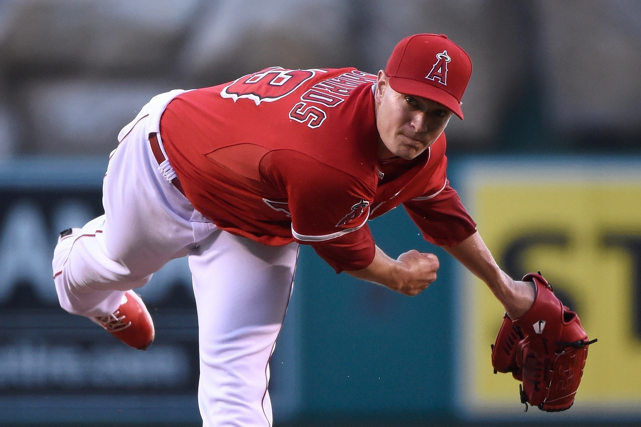 Garrett Richards still an ace-in-waiting as Angels lose, 6-4, to Tigers