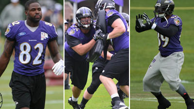 Mike Preston's observations from the Ravens' first full practice of training camp
