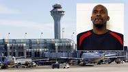 O'Hare worker charged with stealing from military lockers