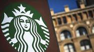 Starbucks sales in Americas region up slightly more than expected