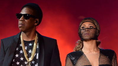 Beyonce and Jay Z deliver hit parade at Soldier Field