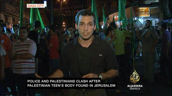 Nick Schifrin of Al Jazeera America