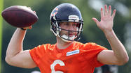 Photos: Bears practice at training camp
