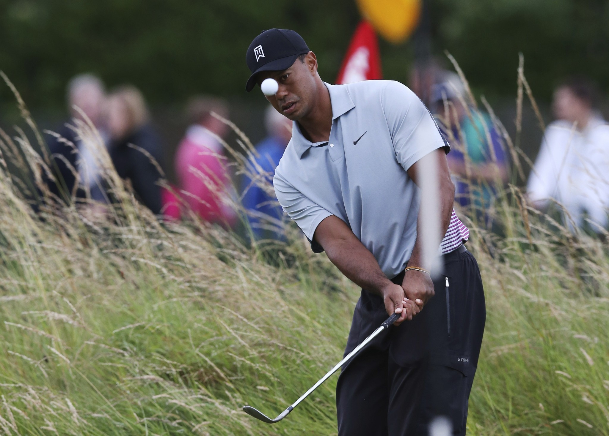 Tiger Woods still a question mark for U.S. Ryder Cup team