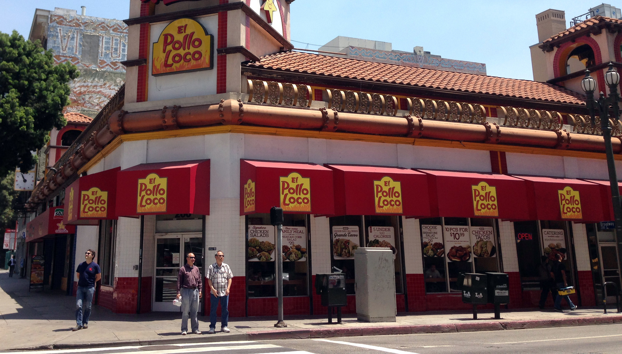 El Pollo Loco shares surge more than 30% after IPO