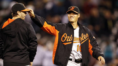 Wei-Yin Chen's defense a difference maker in Orioles' 4-0 win over Mariners