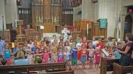 Four Wilmette Churches Join To Create Vacation Bible School