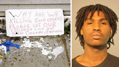 Prosecutors: Teen charged in Shamiya Adams killing wanted revenge
