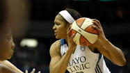 Maya Moore's Career Rolling On, Off The Court