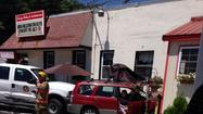 Seven hurt after car crashes into Andy Nelson's in Cockeysville