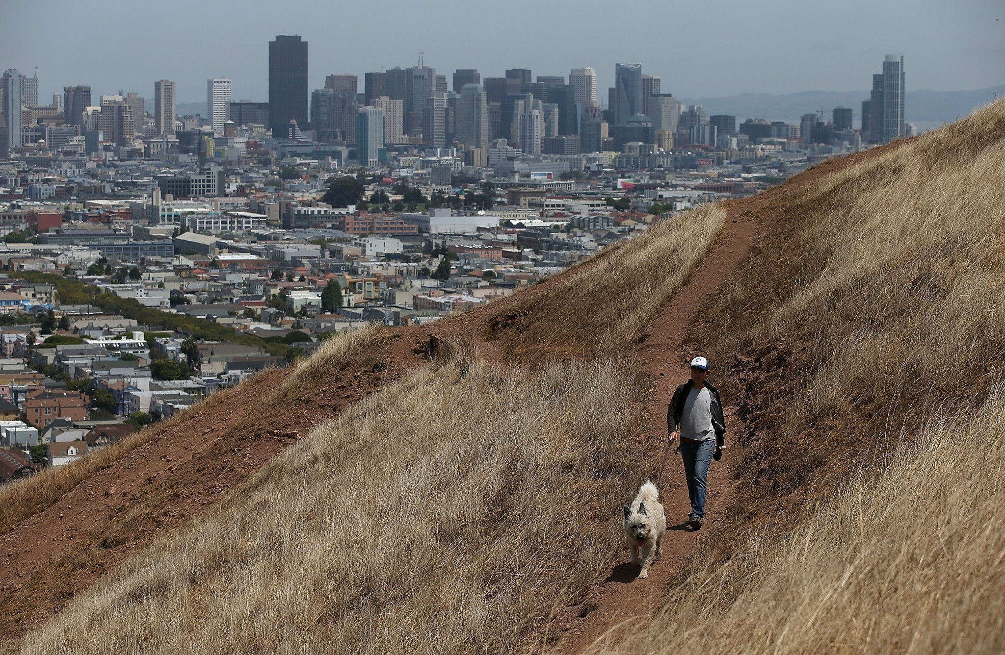 San Francisco breaks heat record amid California drought, heat wave