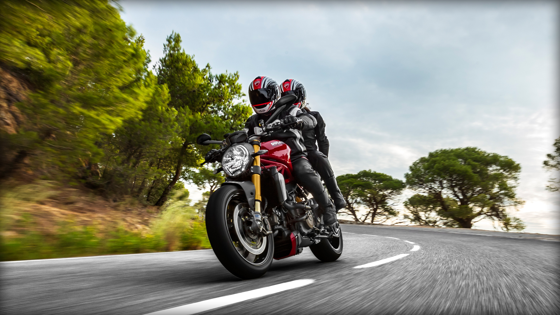 New Ducati Monster is a scary beast