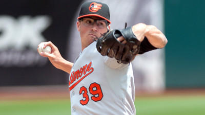Looking at the Orioles starting rotation's success on its West Coast trip