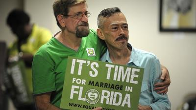 Miami court rules in favor of gay marriage