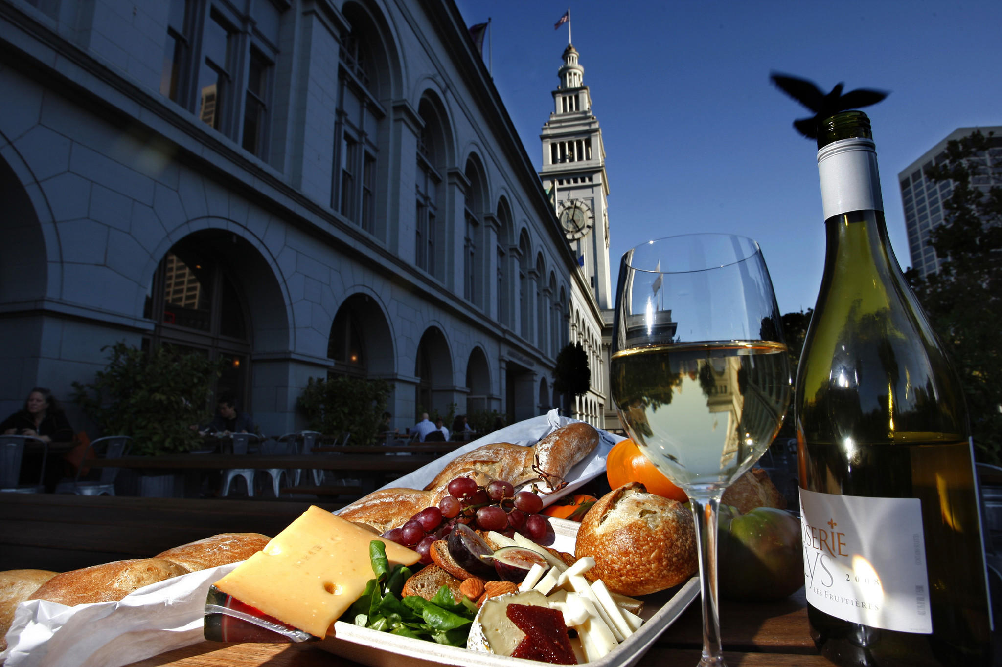 1. Ferry Building Marketplace