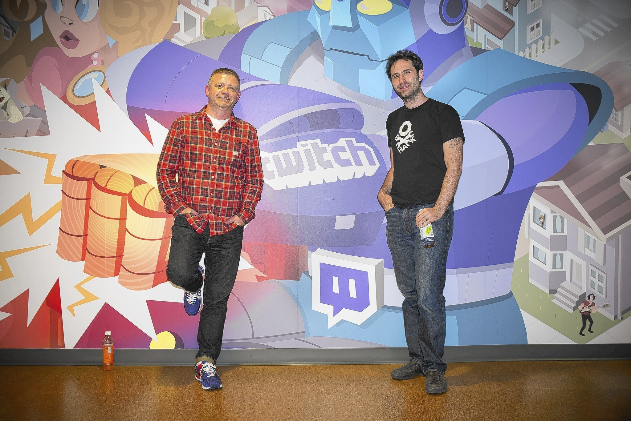 Google reportedly finalizes deal for live stream service Twitch
