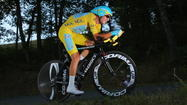 Nibali closes in on Tour de France victory