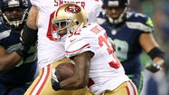 49ers RB Hunter out for season
