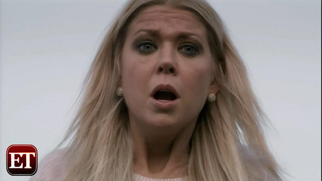 Tara Reid: A Sharknado is Actually Possible! [Video]