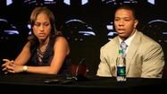 Report: Rice's wife urged Goodell to be lenient