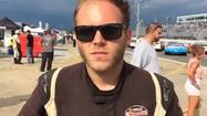 Video: Hampton Heat Pole Winner Matt Waltz