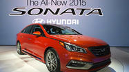 2015 Hyundai Sonata redesign squares off against rivals