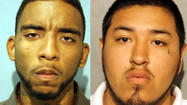 Police: 2 charged in shooting of 3-year-old