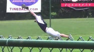 Watch: Amazing Catch By FOX CT Meteorologist Dan Amarante In Charity Softball Game