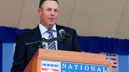 Transcript: Greg Maddux's Hall of Fame speech