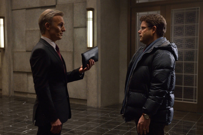 'The Strain' recap: So many worms, so little time