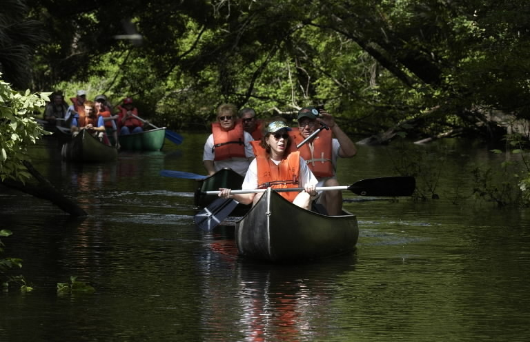 Cool Central Florida Rivers To Canoe Kayak Orlando Sentinel - Florida rivers
