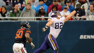 Vikings sign TE Rudolph to extension