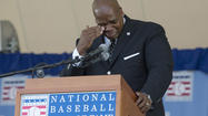 Transcript: Frank Thomas' Hall of Fame speech