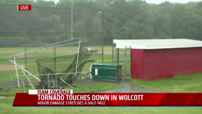 NWS Confirms Tornado In Wolcott
