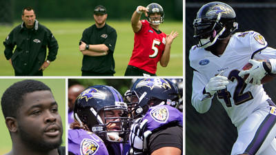 Mike Preston's latest Ravens training camp observations