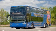 Megabus offering Orlando to Fort Lauderdale route