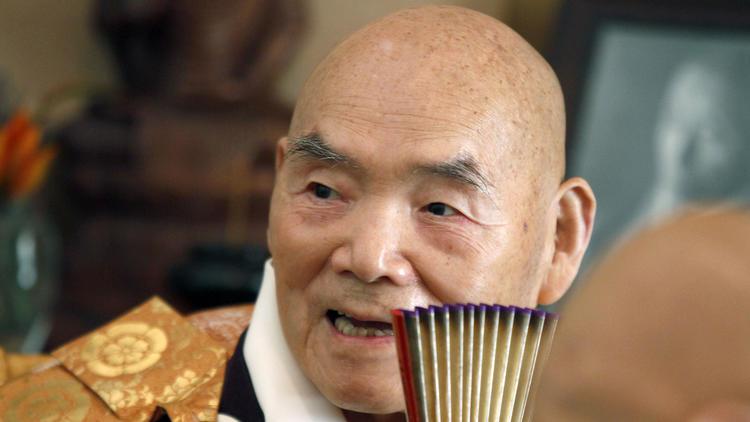 Joshu Sasaki is dead 16x9