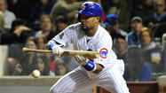 Cubs' Bonifacio starts at third