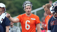 Cutler's comfort level in offense growing