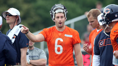 Jay Cutler is nothing if not practical