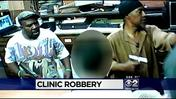 Two Senior Robbers Hold Up Clinic, Take Viagra, Other Drugs