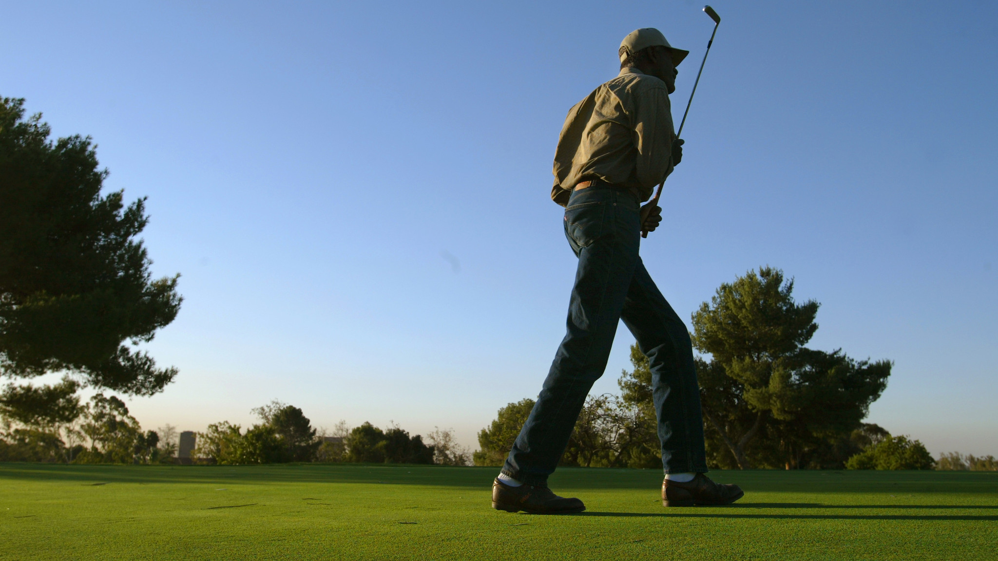 Heroes Golf Course, on Veterans Affairs campus, is their cause