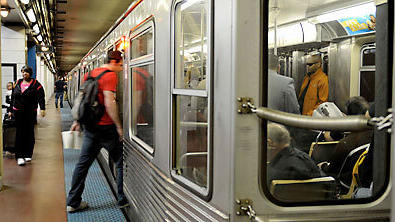 Experts: Sexual harassment on transit underreported