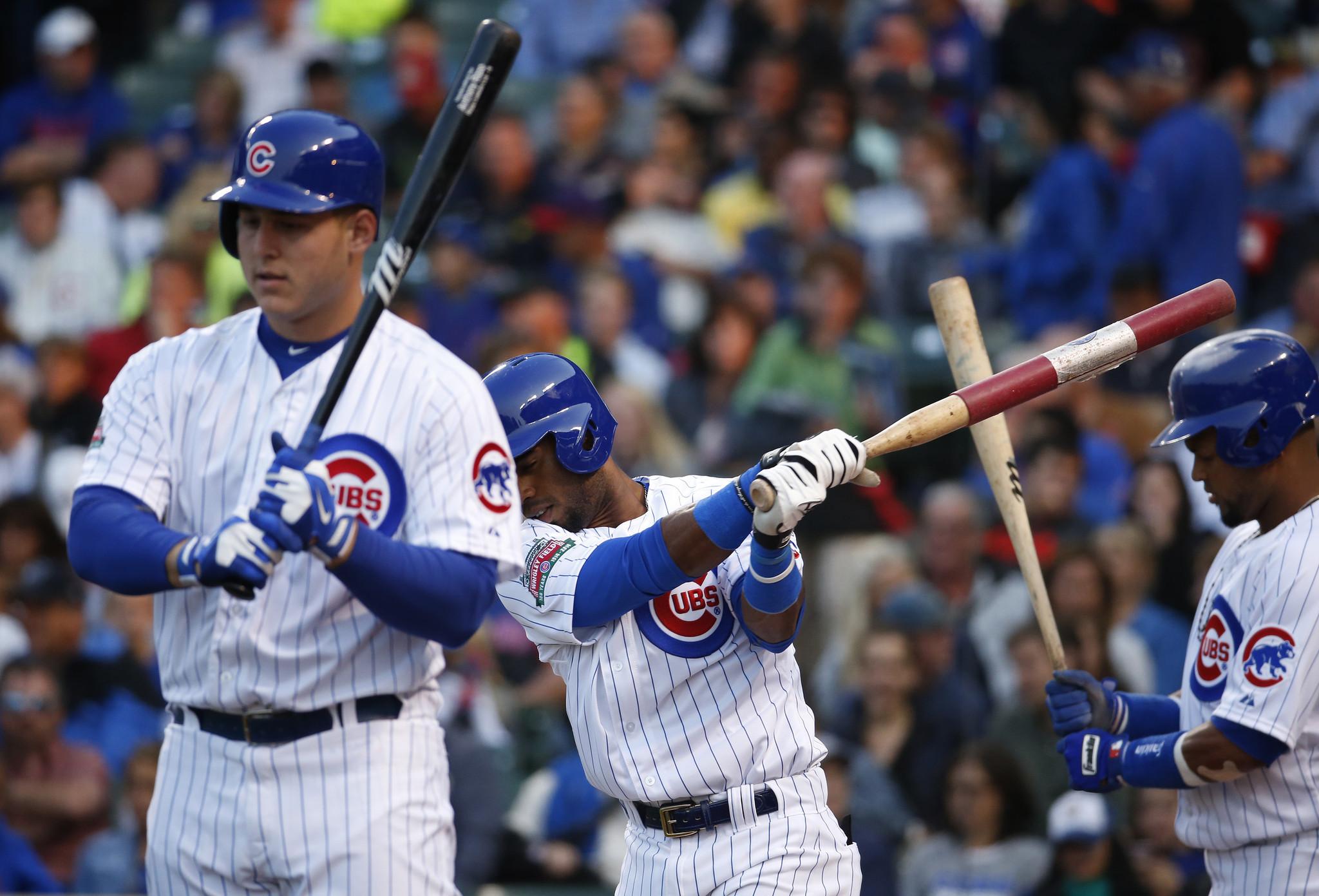 Cubs sending Barney to Dodgers