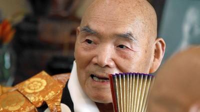 Joshu Sasaki Roshi