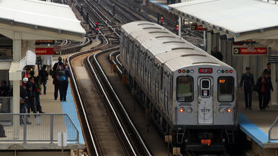 Crime on CTA declines in first half of 2014, police data show