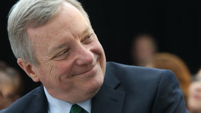 Durbin bill today targets corporate inversions