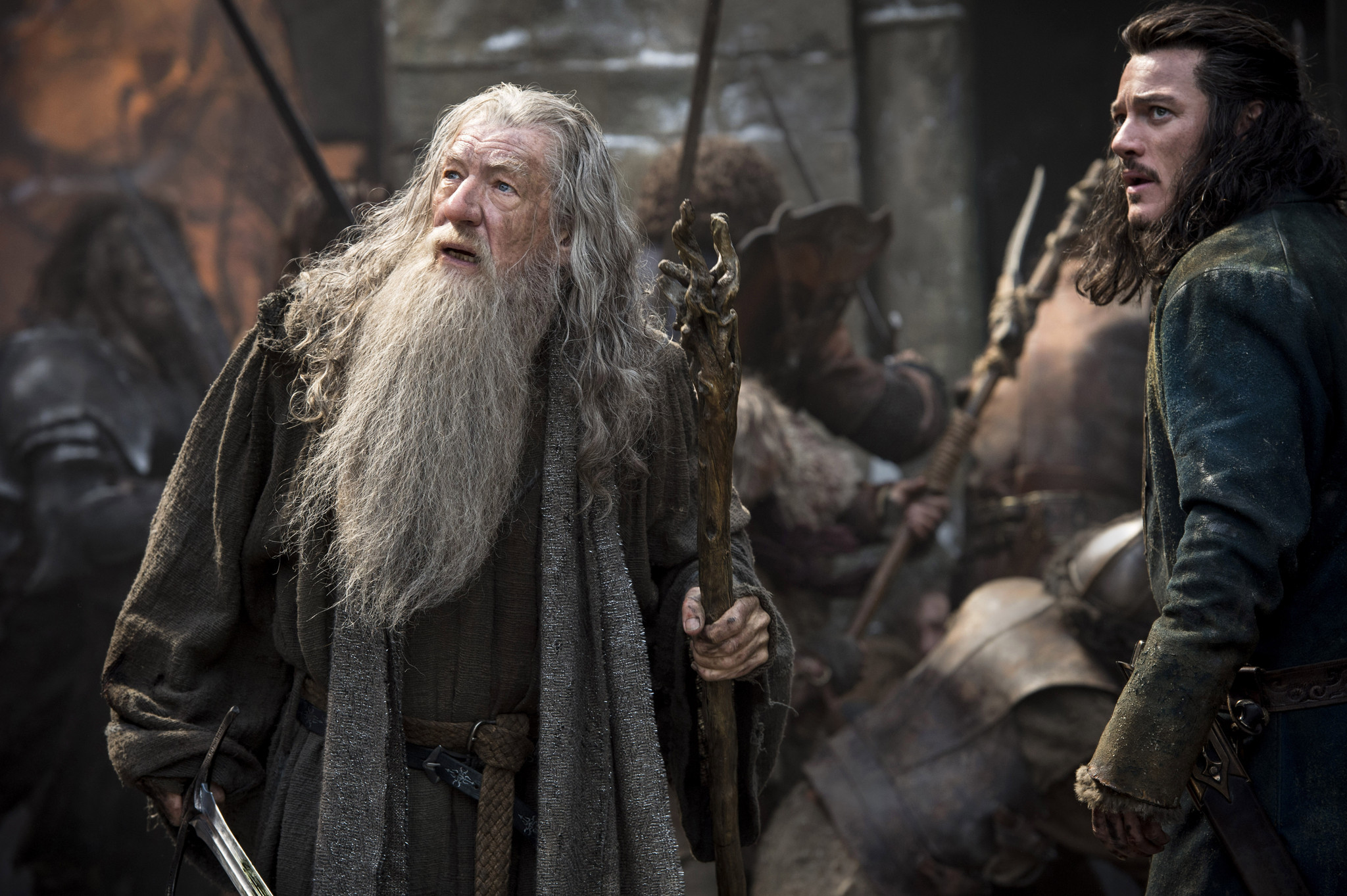 'The Hobbit: The Battle of the Five Armies' trailer readies for war